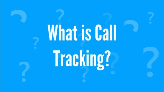 what is call tracking?